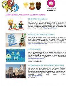 Agenda enero Barcelona Colours