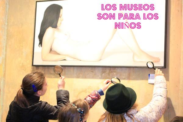 Taller infantil Museo