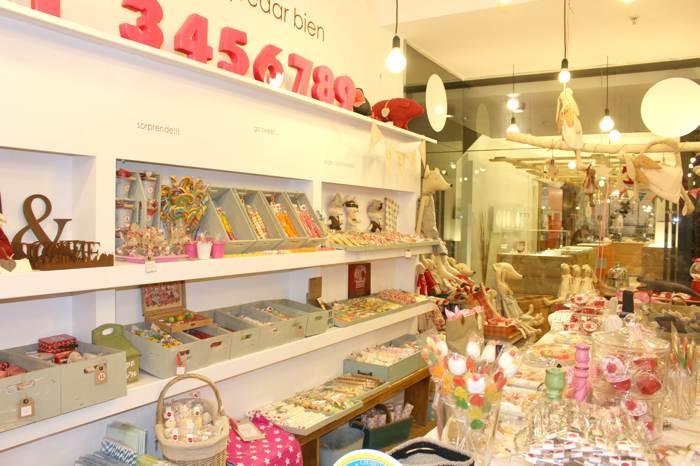 Tienda de Caramelos Barcelona