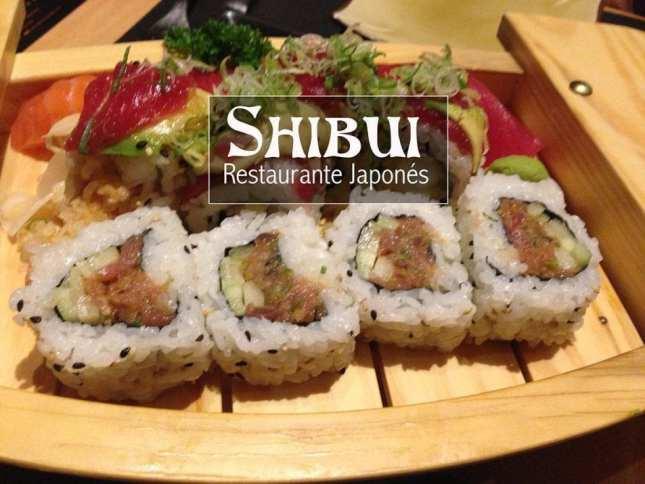 shibui restaurant japones barcelona