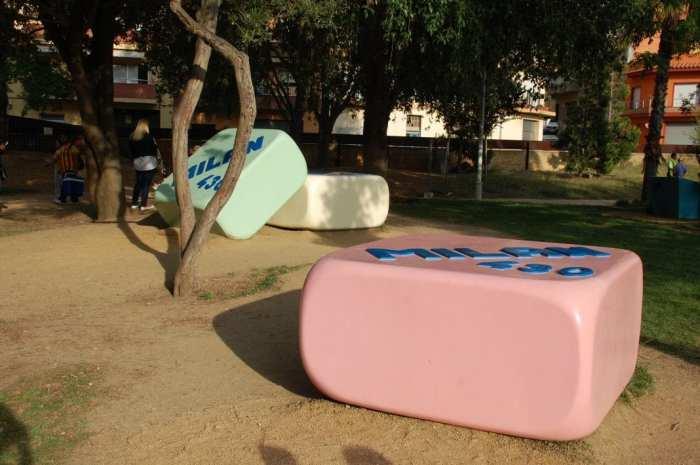 Parque niños Malgrat de Mar