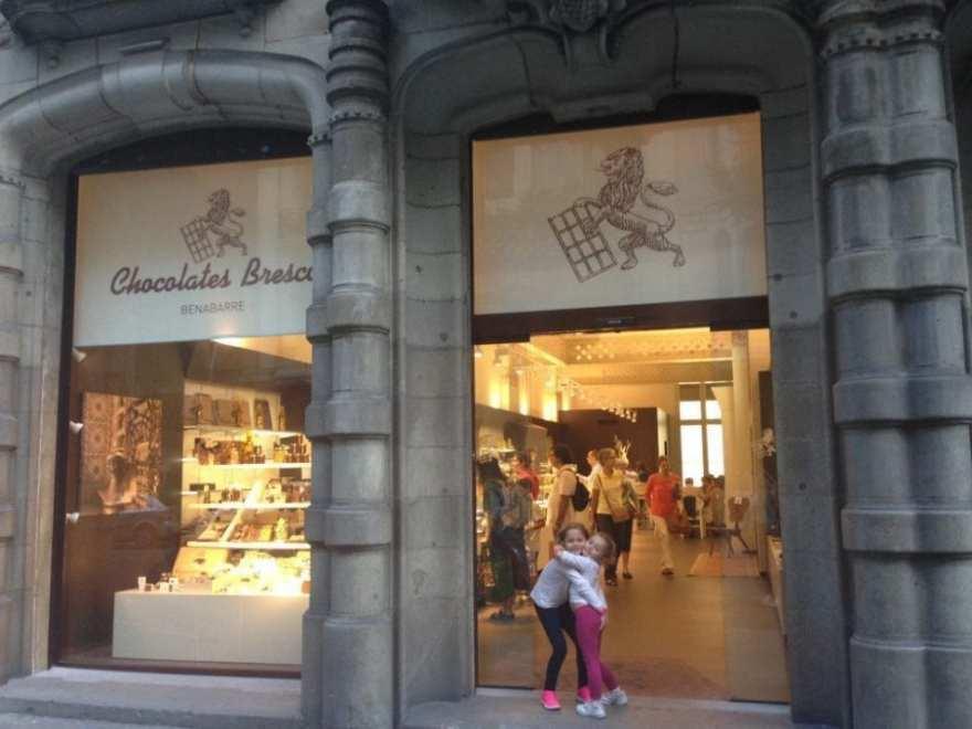 chocolates bresco