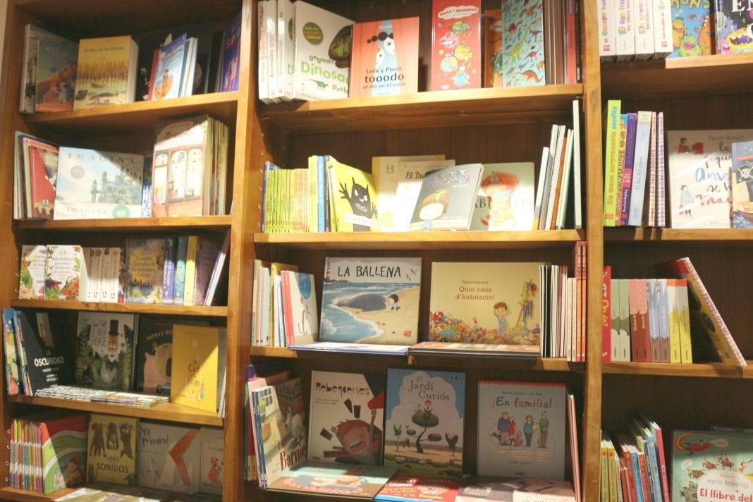 Las mejores librer as para ni os barcelona colours - Libreria marcial pons barcelona ...