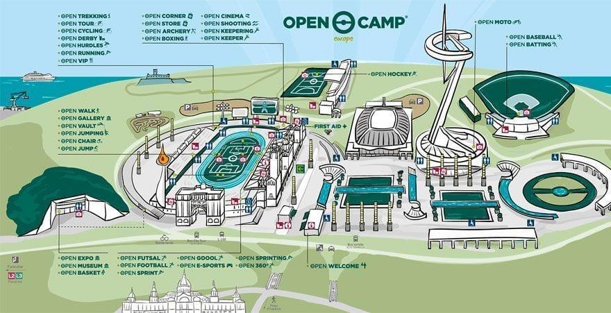 Open Camp Europe | Barcelona
