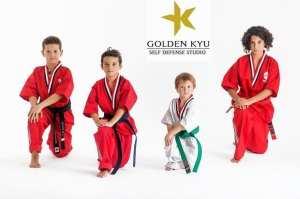 Golden Kyu   extraescolar artes marciales Barcelona