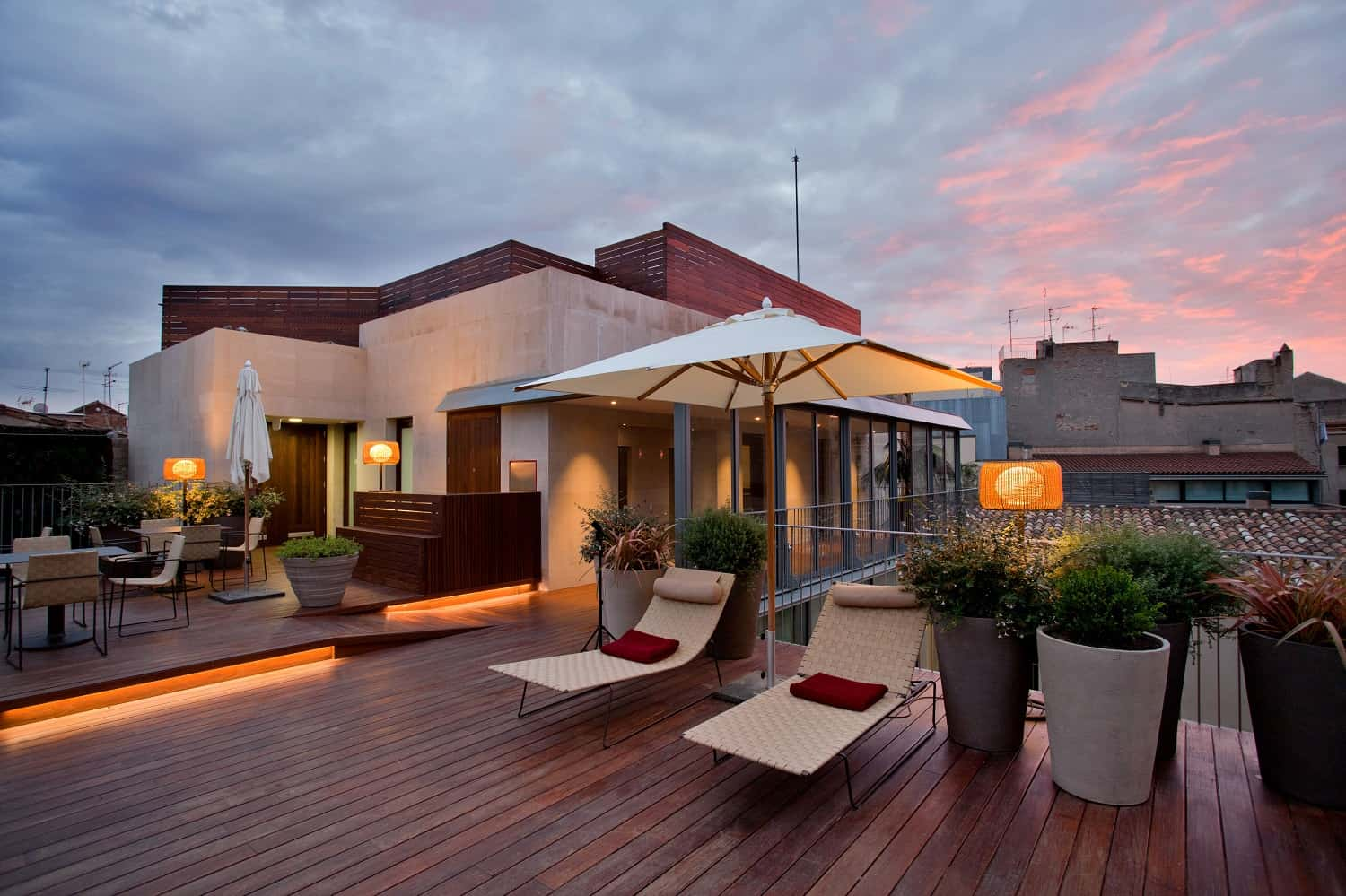 Hotel Terrasse Top 22 Roof Terraces In Barcelona Barcelona Navigator