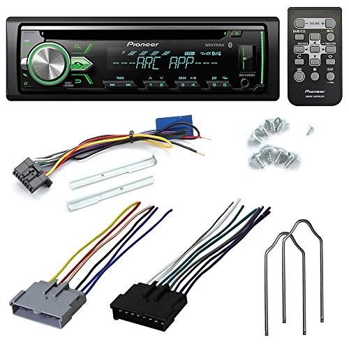 UPC 648260992972 PIONEER DEH-X4900BT CD RECEIVER AFTERMARKET CAR