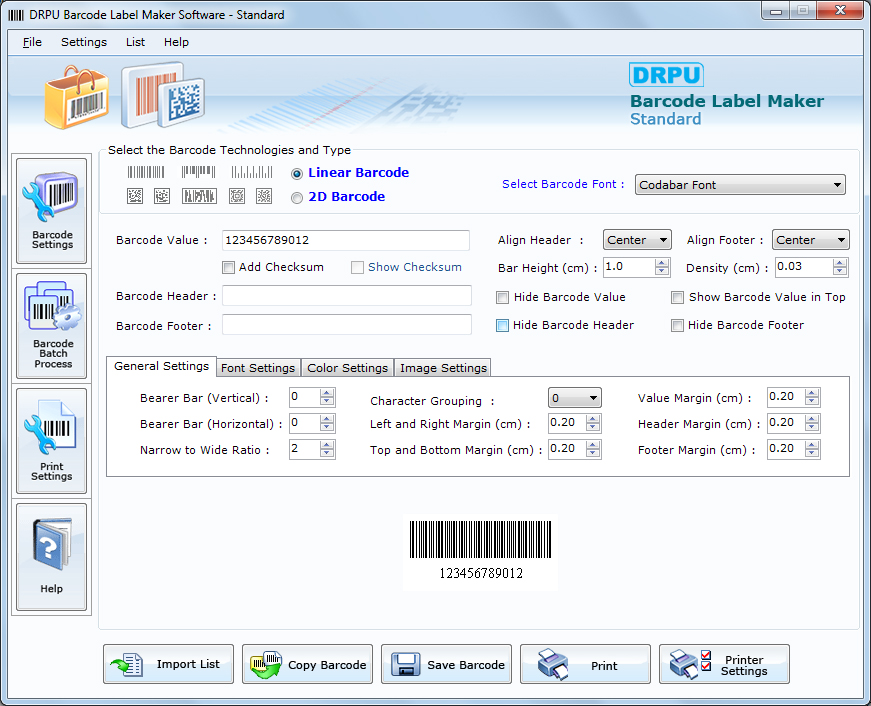Best Quality Mouse Pad Custom Barcode Labels Tag Maker Software Generate