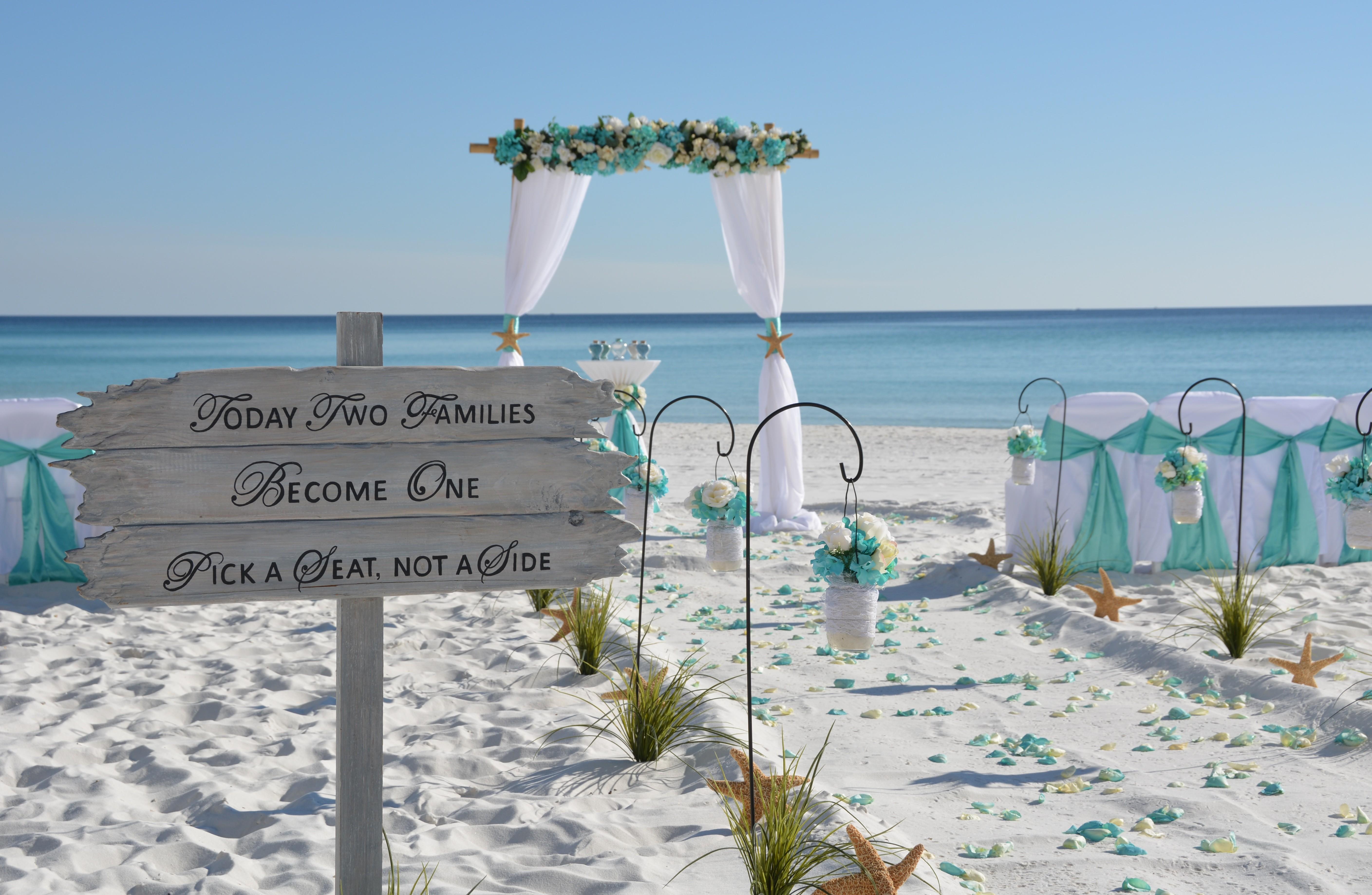 Okaloosa island beach weddings okaloosa island beach weddings fort walton beach wedding packages sunset beach weddings on okaloosa island