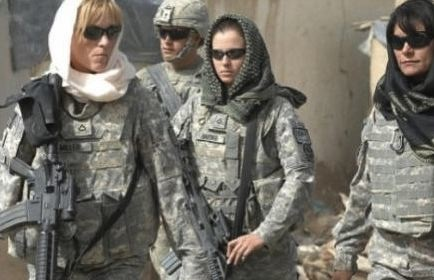 sex female soldiers in iraq
