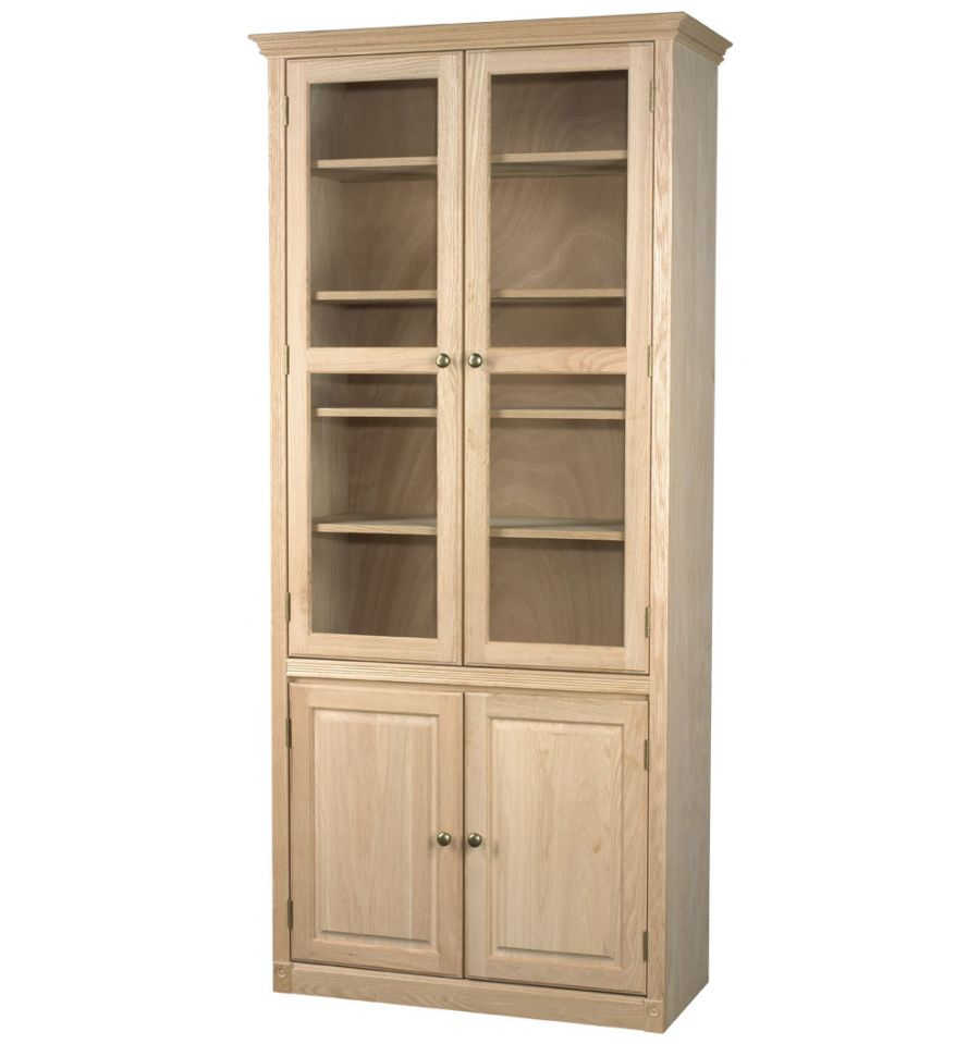 Engrossing Glass Doors Glass Doors Awb Federal Bookcases W Doors Glass Doors Bookcases Wood Doors Solid Wood No Bookcases India Bookcases Glass Doors houzz-02 Bookcases With Glass Doors