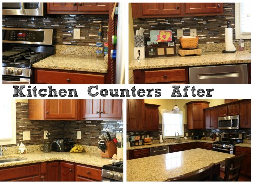 organized kitchen counters weeks organized home life organized kitchen simply lkj