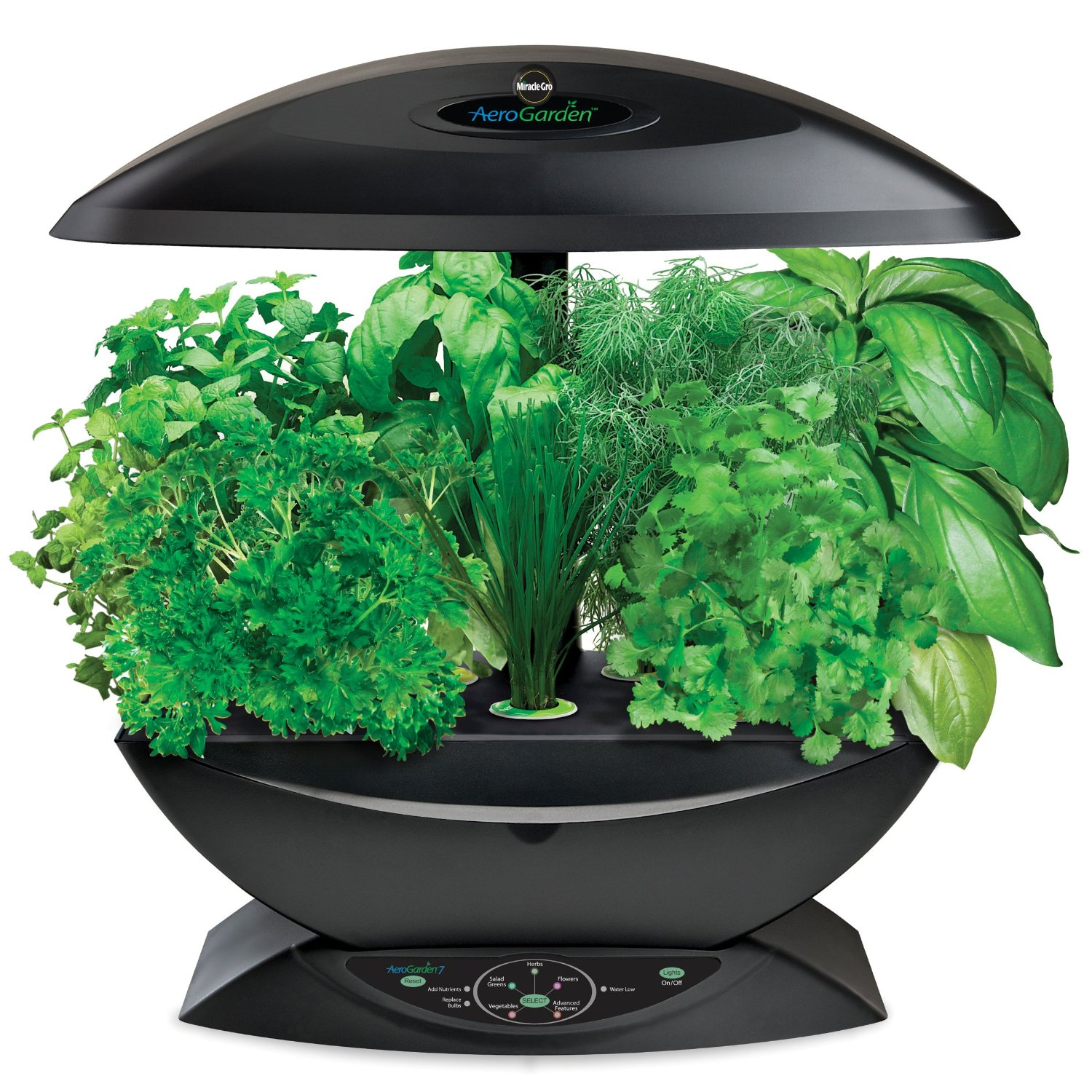Home Herb Garden Kit Miracle Gro Aerogarden With Gourmet Herb Seed Kit 99
