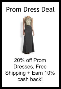 20% off Prom Dresses with Free Shipping at Saks + Earn ...