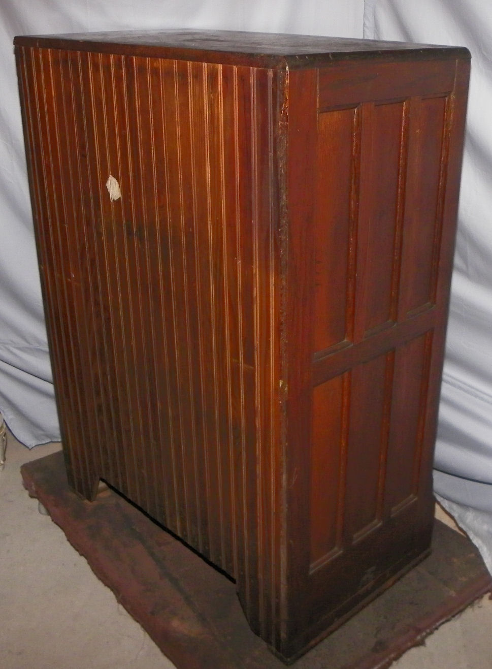 Kitchen Cabinets Metal Old Bargain John's Antiques » Blog Archive Antique Oak Ice Box