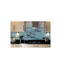 I love Coffee wall decal, self-adhesive kitchen wall art ...