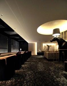 The Bar hana 店内イメージ