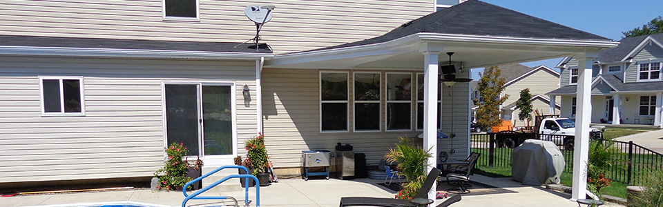 Kitchen Remodeling St Louis St. Louis Patio Covers >> Call Barker & Son At 314-210-5472