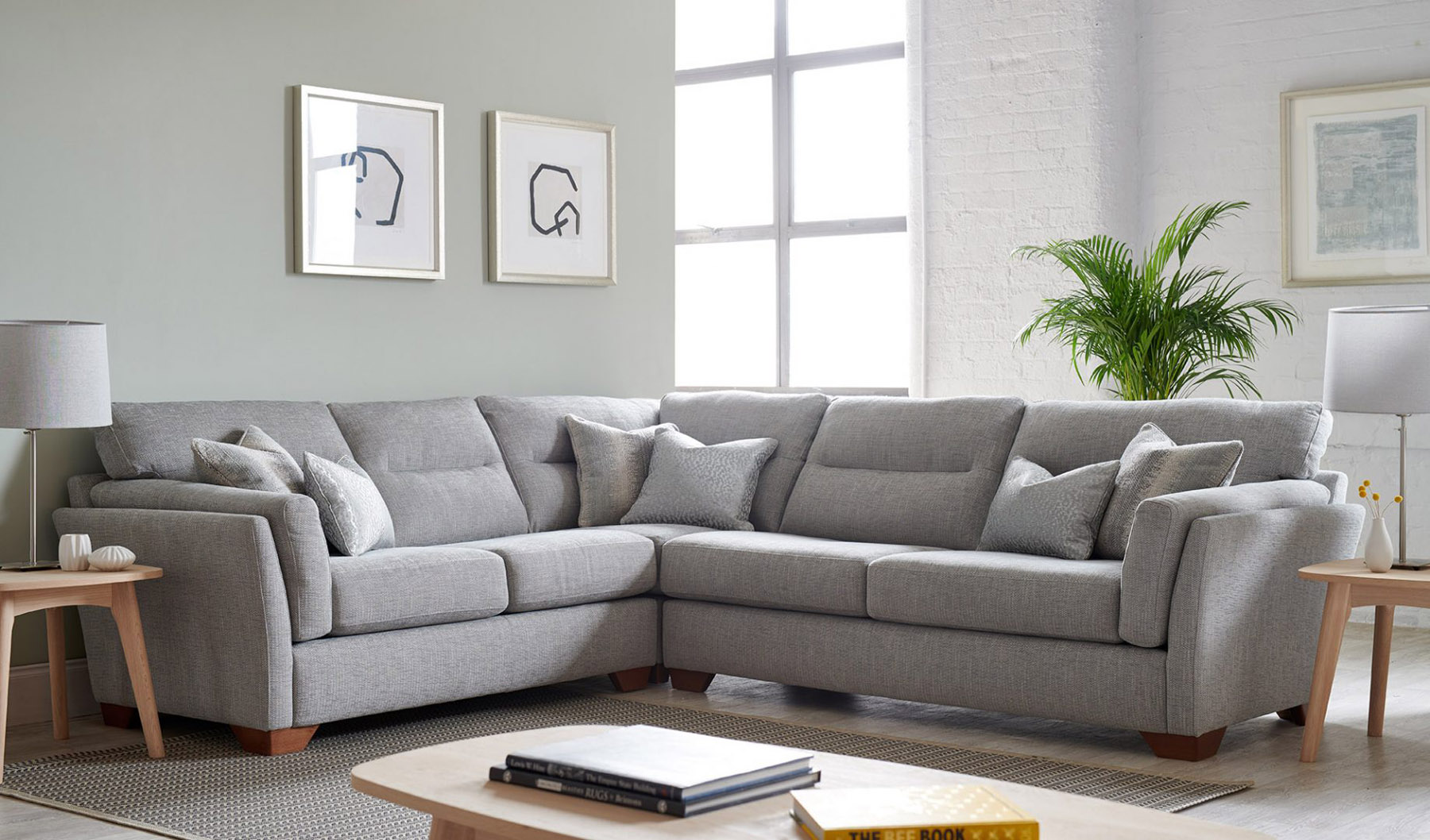 Fabric Corner Groups Barkers Home Northallerton - Interio Bettsofa Fiftynine