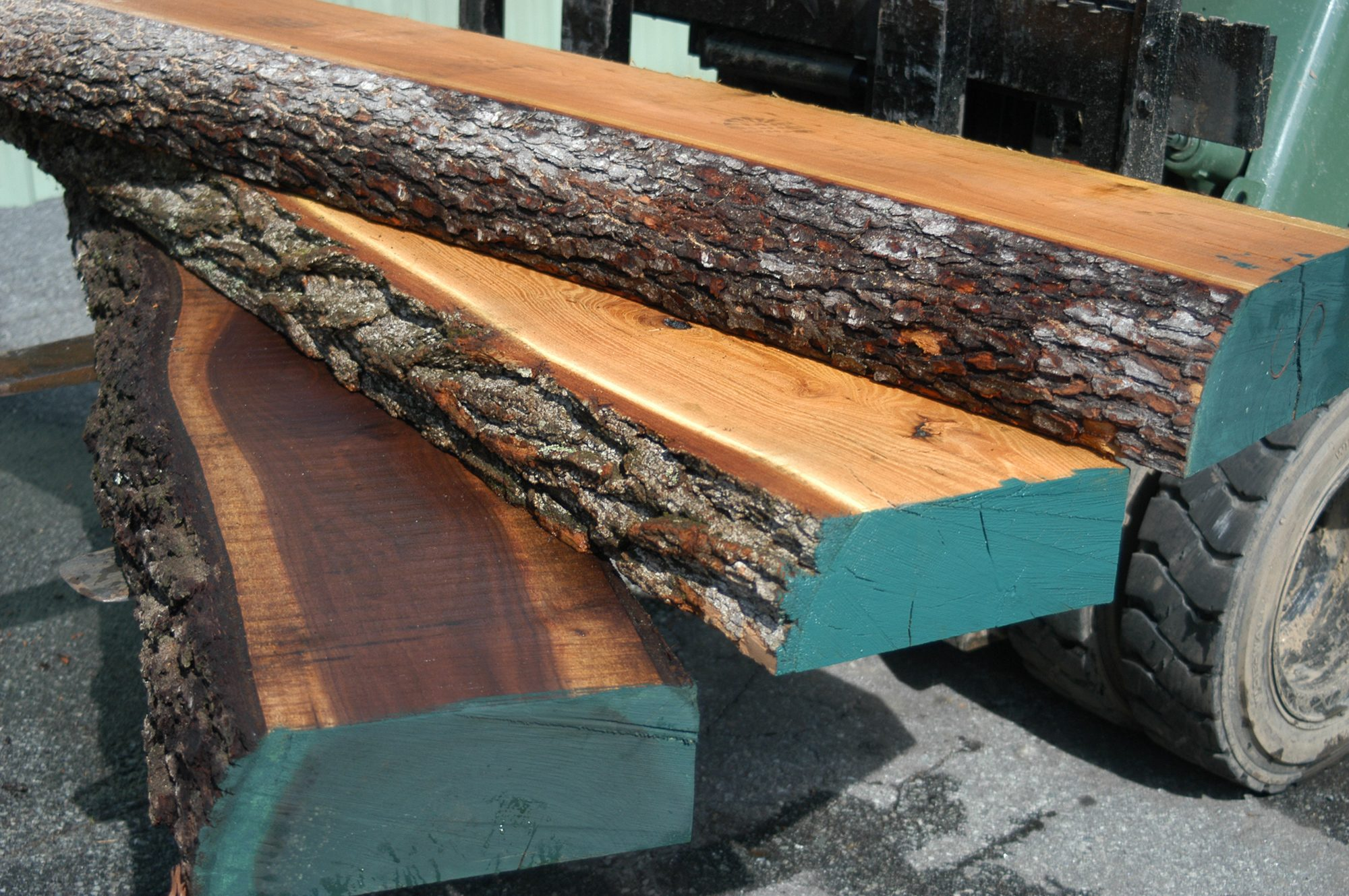 Planks Couchtisch Live Edge Slab Image Gallery Bark House