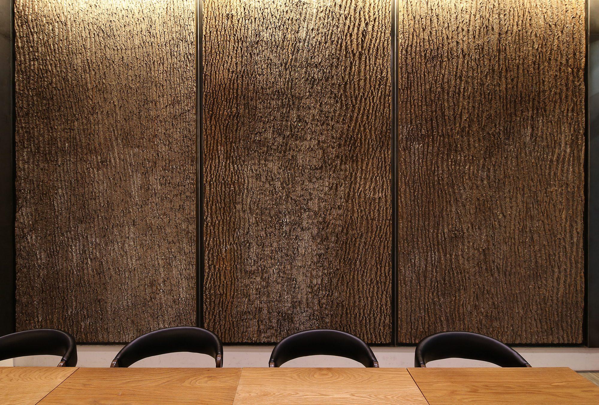 3d Wallpaper Fire Poplar Bark Exterior And Interior Wall Paneling Bark House