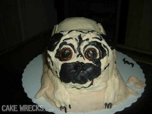 A Cute Puppy Wallpaper 16 Dog Cake Fails That Are Unbelievably Bad Barkpost
