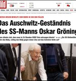 Oskar Groening Trial Dissolves into Farce