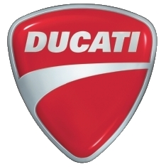 DUC RED BADGE 3D bare