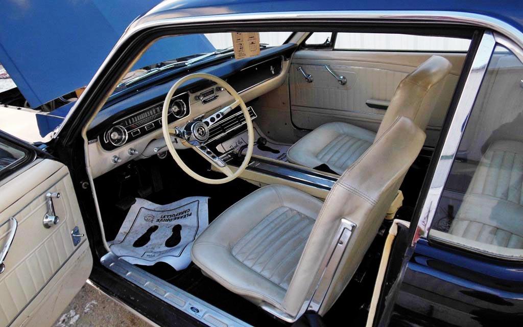 C Code Survivor 1965 Mustang Coupe