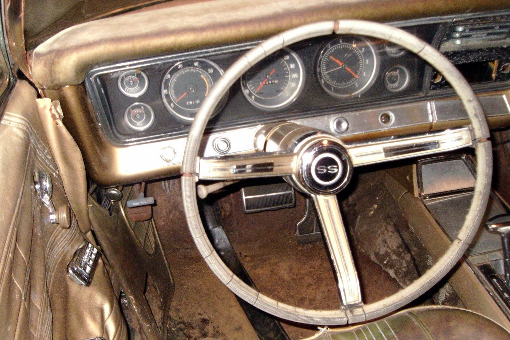 1967 chevy impala fuse box