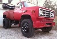 1987 GMC Truck: Need A Bigger Gun Rack?