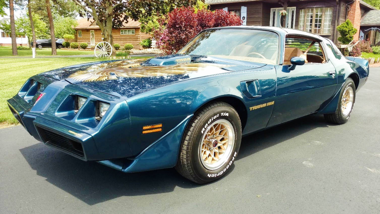 1979 Trans Am Picture Nocturne Blue Beauty 1979 Pontiac Trans Am