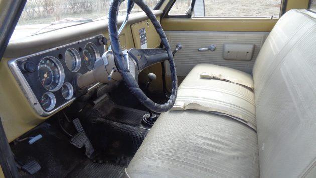 High Desert Survivor 1970 Chevy C10 Pickup