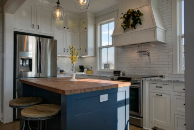 Kitchen | Barn Light Homes | Waco TX