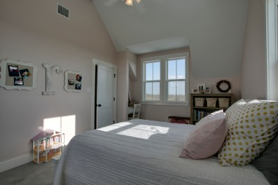 Bedroom | Barn Light Homes | Waco TX
