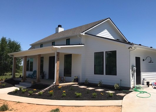 Project 3325 | Barn Light Homes