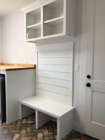 Mudroom | Barn Light Homes | Waco TX