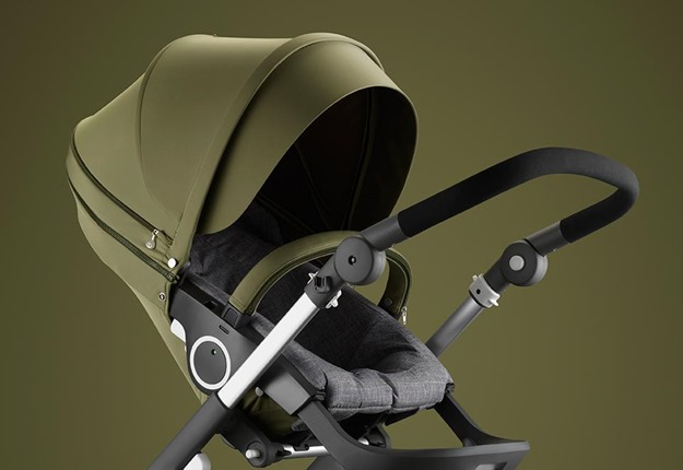 Kinderwagen Stokke Trailz Black Melange Limited Edition Archives Barnvagnsblogg