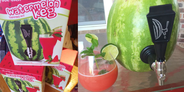 The Watermelon Keg