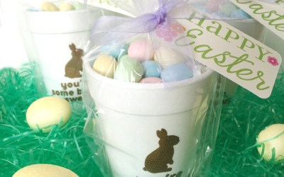 Easy Easter Candy Cups