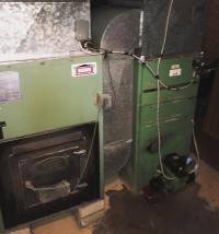 Oil Warm Air Furnace Installation - Barracuda Heating ...