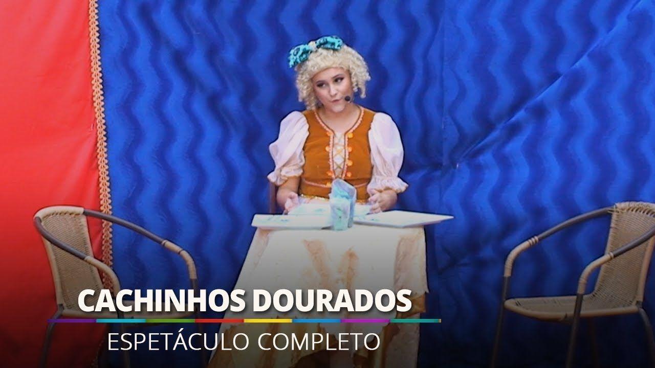 Cachinhos Dourados (Espetáculo Completo) @ Barra World