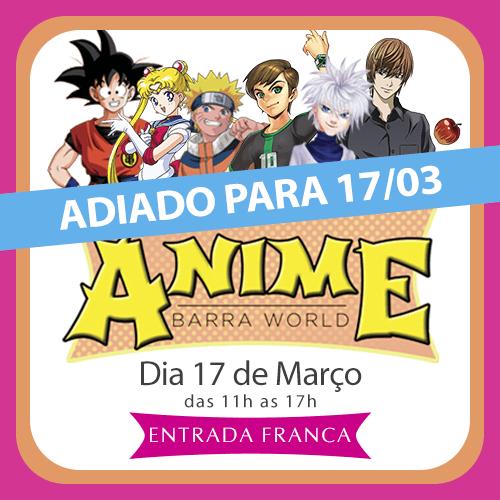 Anime Barra World – 4ª Edição