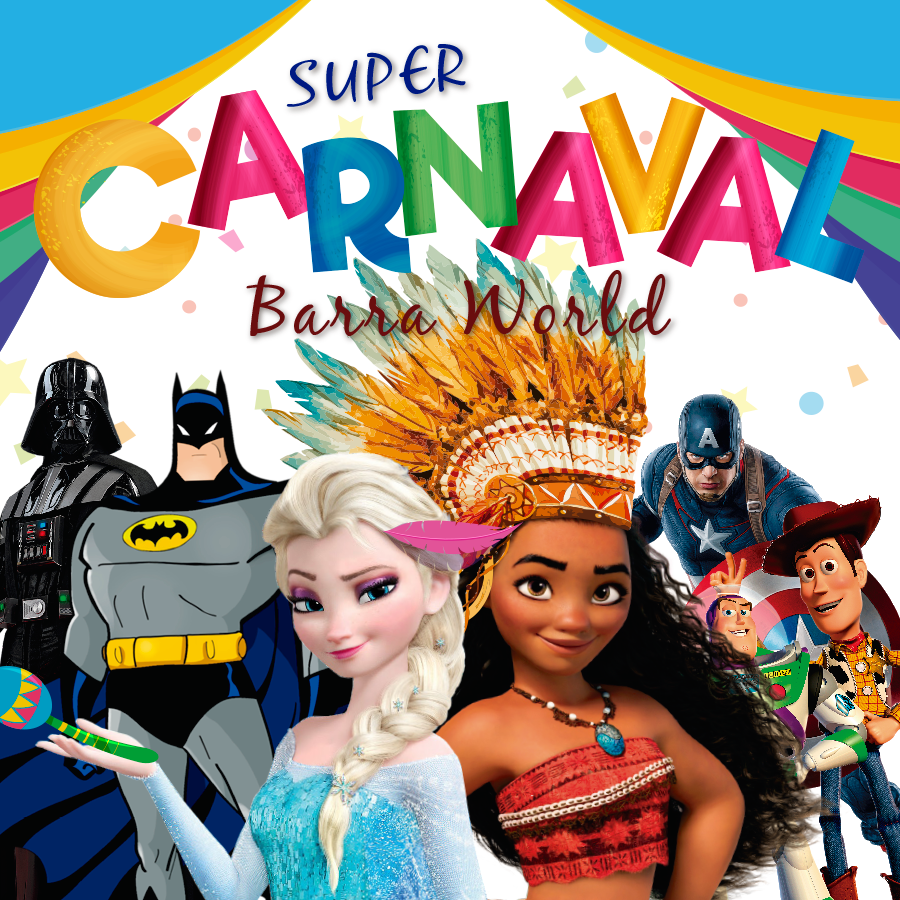 Super Carnaval do Barra World 2020
