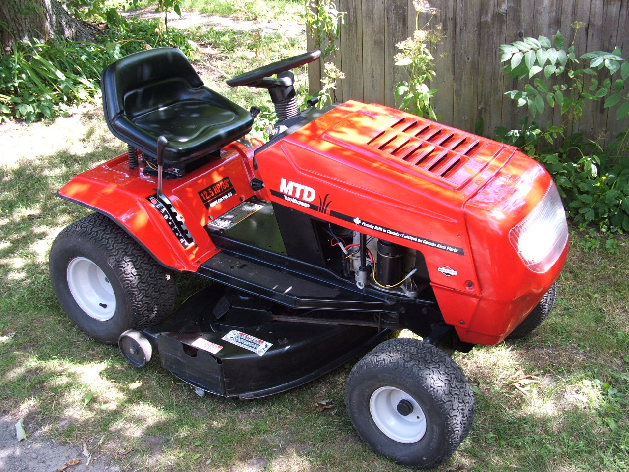 Yard Machine Lawn Mower Mtd Yard Machines 38 Images Frompo 1