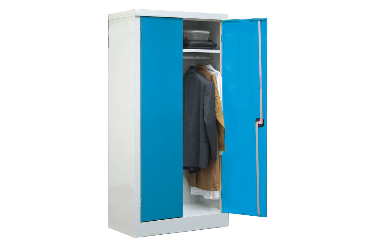 Clothing Cupboards Cupboards For Clothing With One Fixed Top Shelf With A