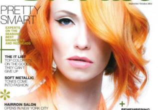 Colorist - Magazine Cover