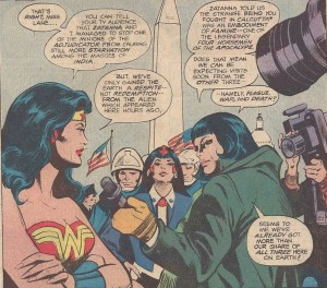 Wonder Woman Debrief