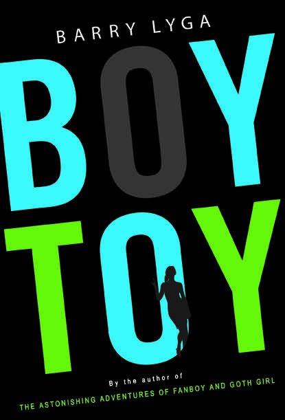 Boy Toy hardcover