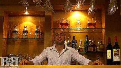 bartending video tutorials